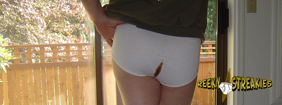Brown Streaks Panties Scenes